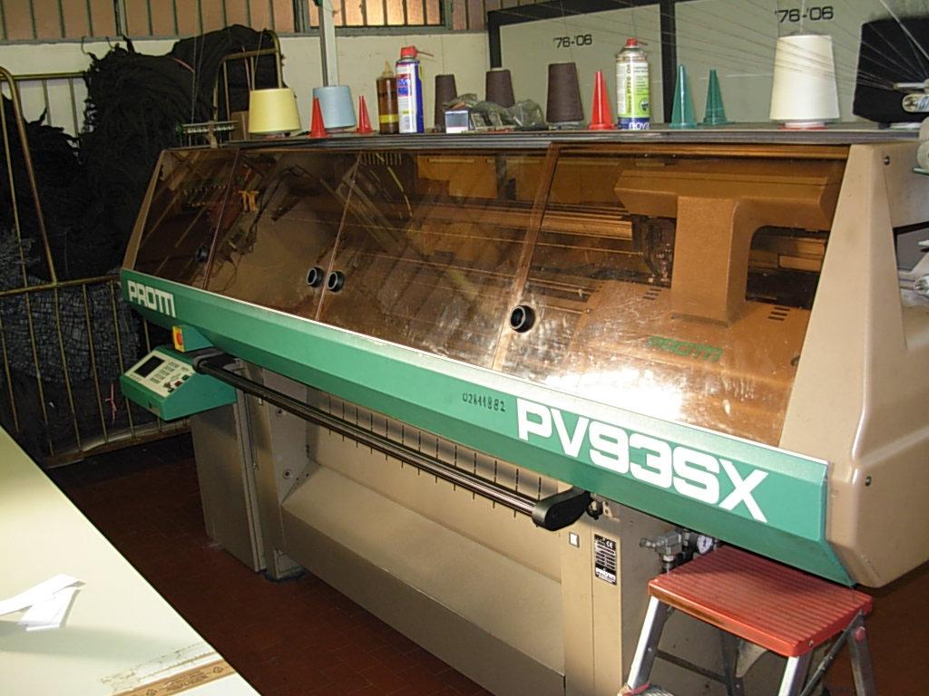 PROTTI  USATA  PV 93 SX  gg. 5
