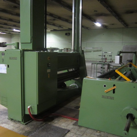 1 VERTICAL SAMPLE WARPER HERGET TYPE MS/ 3 YEAR 1992