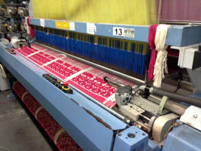 2 TERRY SMIT JACQUARD LOOM, MODEL GS 900F 2.60 m YEAR 2006