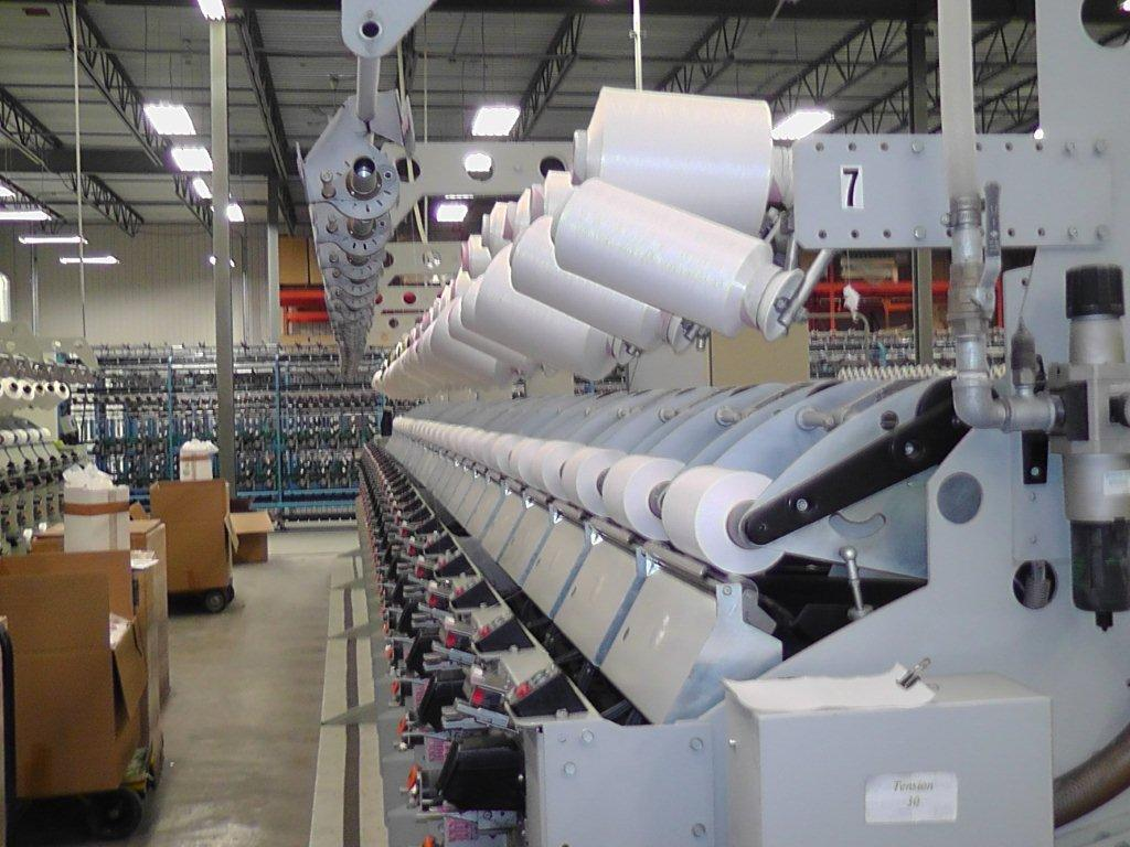 Spandex Yarn Machinery