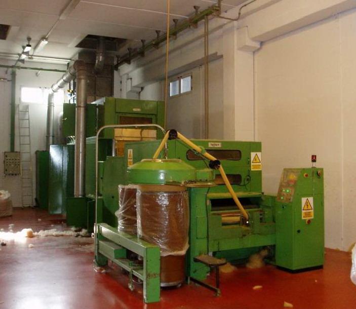 Carding Machinery
