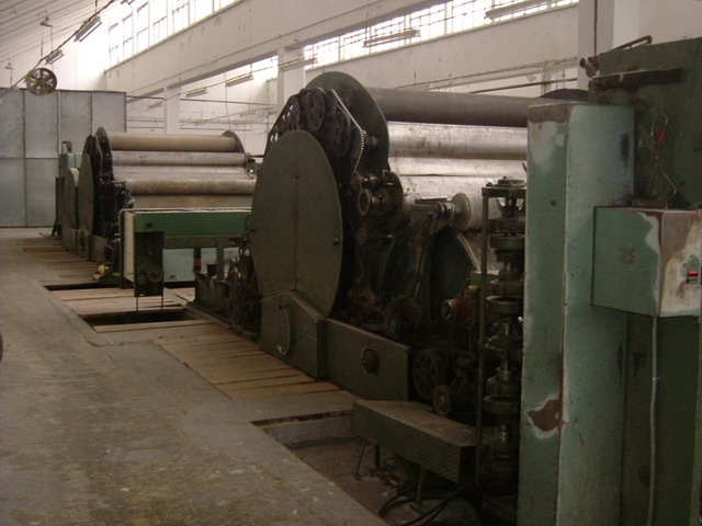 Complete Woolen Spinning Line