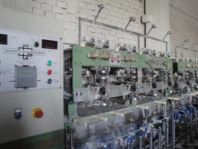 CHENNIL YARN MACHINES