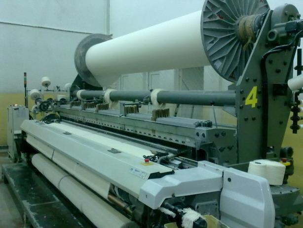 Vamatex 1151 ES Terry Towel Weaving Loom