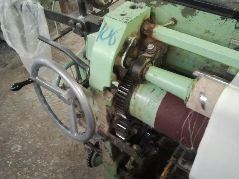 Sulzer TW11 Projectile Weaving Looms