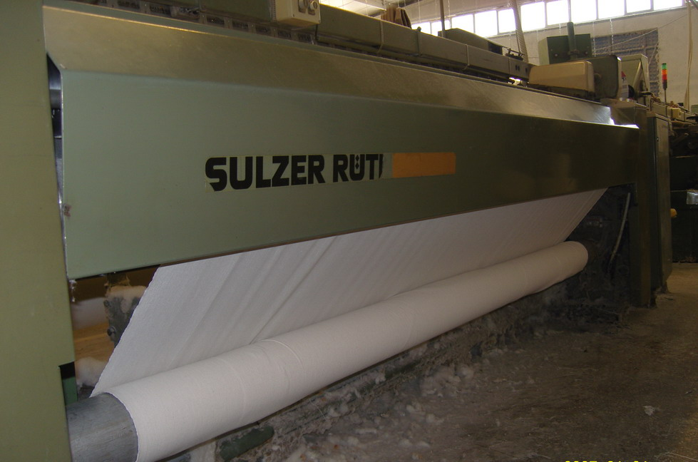 Sulzer Ruti F2001 Rapier Weaving Machine