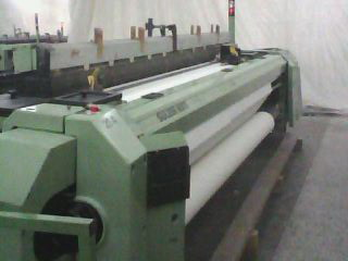Sulzer P7200 Weaving Looms Cam motion