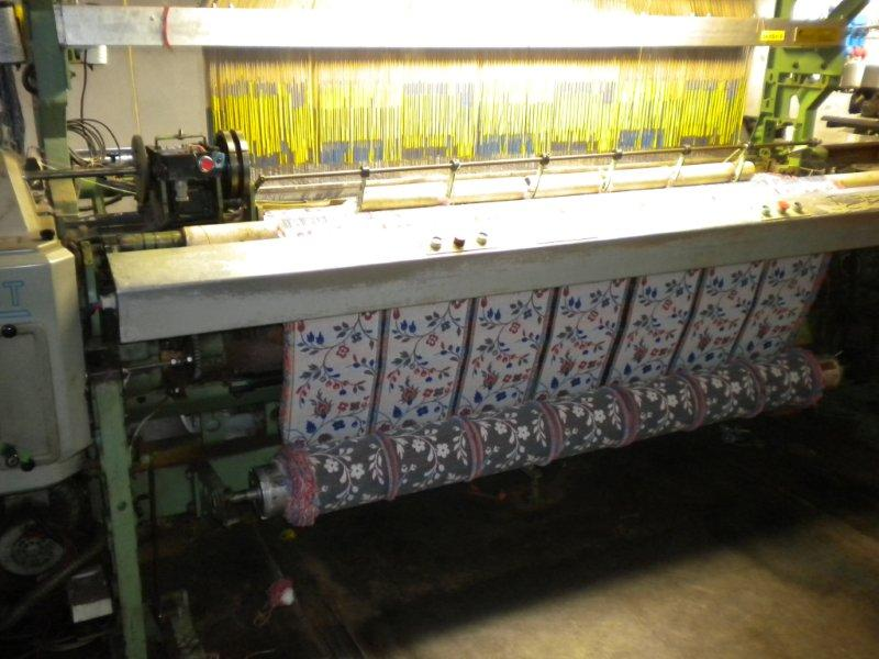 ST880 with jacquard