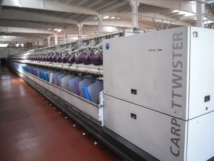 Twisting Machinery