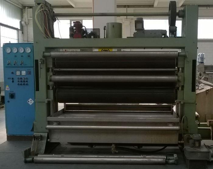 Foulard di tintura (FLT 80)